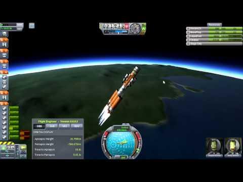 E-25- Fuel Transport Challenge - Kerbal Space Program 019