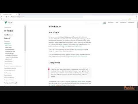 ASP.NET Core Full-Stack Devlopmnt:Intro to ASP.NET Core & Vue.js packtpub.com