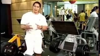 Download Video Latihan Kaki Ade Rai part 1 MP3 3GP MP4