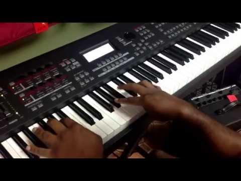 Hezekiah Walker  Grateful Piano Demonstration #2