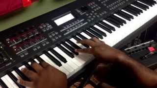 Hezekiah Walker - Grateful (Piano Demonstration #2)