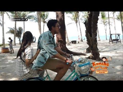 Weekend List - Keliling Naik Sepeda Hingga Naik Banana Boat!