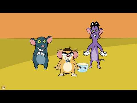 Rat-A-Tat|'Legos & Sneaking Real Life Haunted House Tressure'|Chotoonz Kids Funny Cartoon Videos