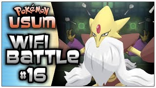 DEATH BY SPOONS! | Smogon OU | Pokemon Ultra Sun and Ultra Moon Wifi Battle #16