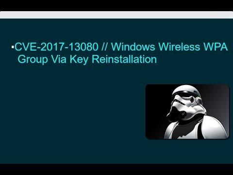 windows wireless wpa group key reinstallation vulnerability wire rh 207 246 102 26