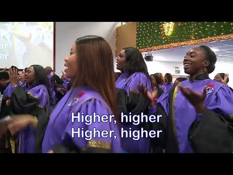 Praise and Worship at Winners Chapel London.