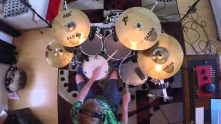 Brandon Zackey- Streelight Manifesto- Would You Be Impressed? (Drum Cover)