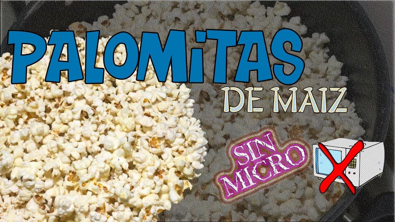 PALOMITAS SIN HORNO DE MICROONDAS - EO095