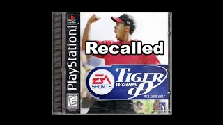Recalled Tiger Woods 99