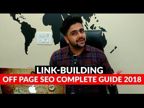 LinkBuilding | Link-building-Off Page SEO Complete Guide 2018 | Backlinks  | Digital Marketing