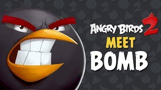 Angry Birds 2 Bomb DAY 1 Walkthrough