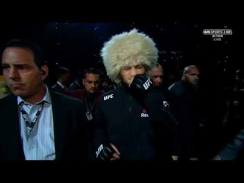 Хабиб Нурмагомедов - Конор Макгрегор / Khabib vs. McGregor – Video