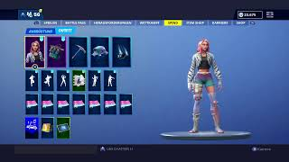 "Fortnite""Wildette Package""Presentation! My 376 Skin!"