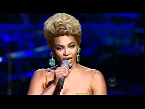 Beyonc Knowles   At Last HQ (Live Fashion Rocks 2008)