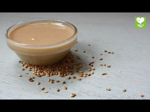 Health Benefits Of Tahini