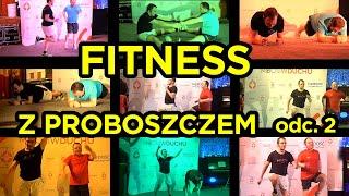 Fitness z Proboszczem!!!   o. Remi Recław SJ & o. Jacek Olczyk SJ [odc.2]