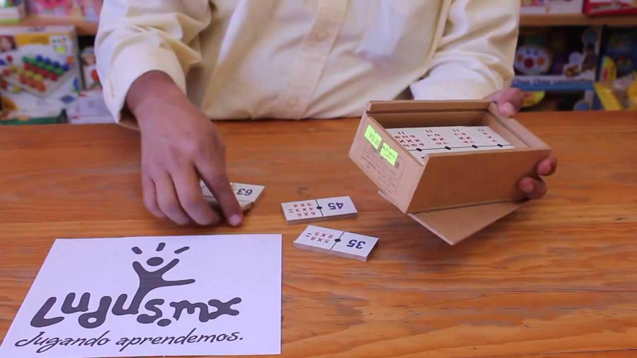 Domino De Multiplicaciones Youtube