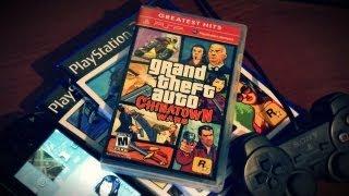 Розпакування: Grand Theft Auto Chinatown Wars PSP