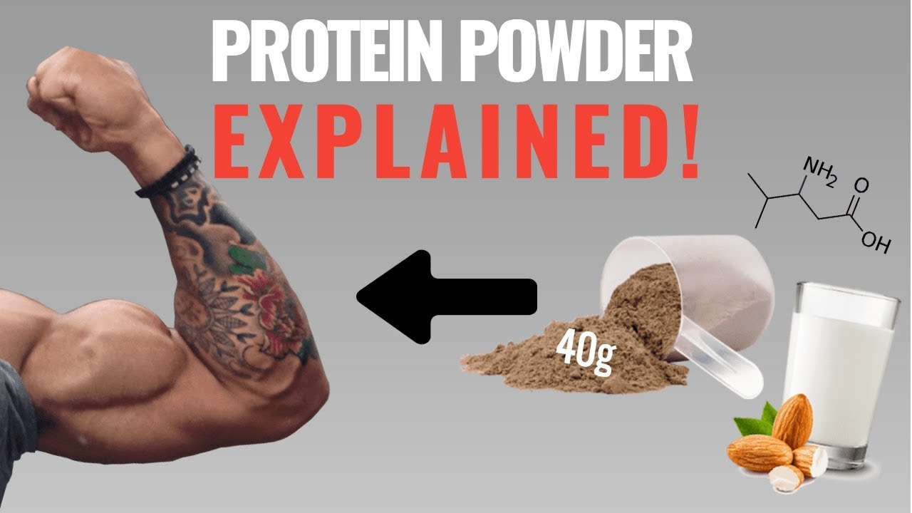 How to choose and take protein