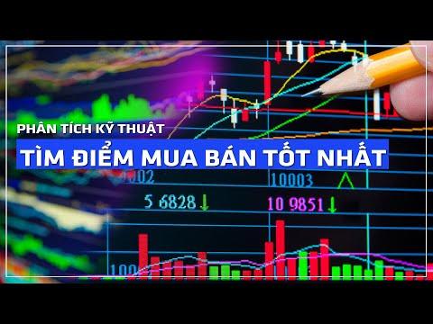 Phân tích kỹ thuật chứng khoán - Tìm điểm mua bán cổ phiếu tốt nhất