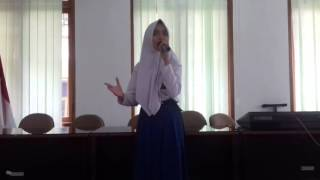 Budak Saha cover  Tiara (Siswi SMAN 1 Kuningan)
