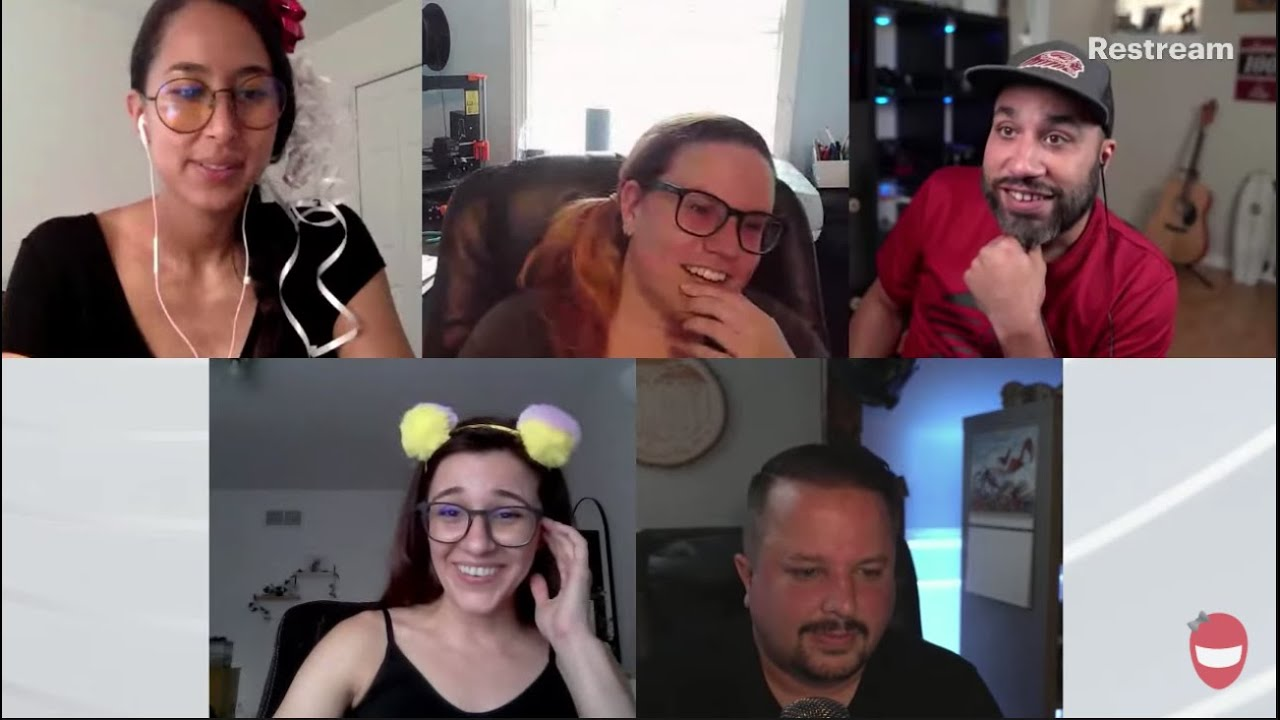 LIVE: Doodle's birthday livestream with Lali, BrittBraap, Ricky, The MotoScout...