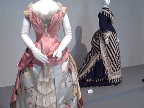 & Shopping in Paris - French Fashion 1850-1925 - YouTube