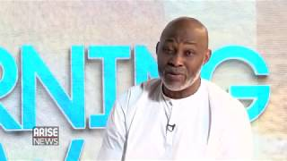 Richard Mofe Damijo discuss the evolution of Nollywod with Reuben and Ojy
