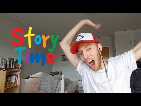 Story Time: Growing up as a gamer