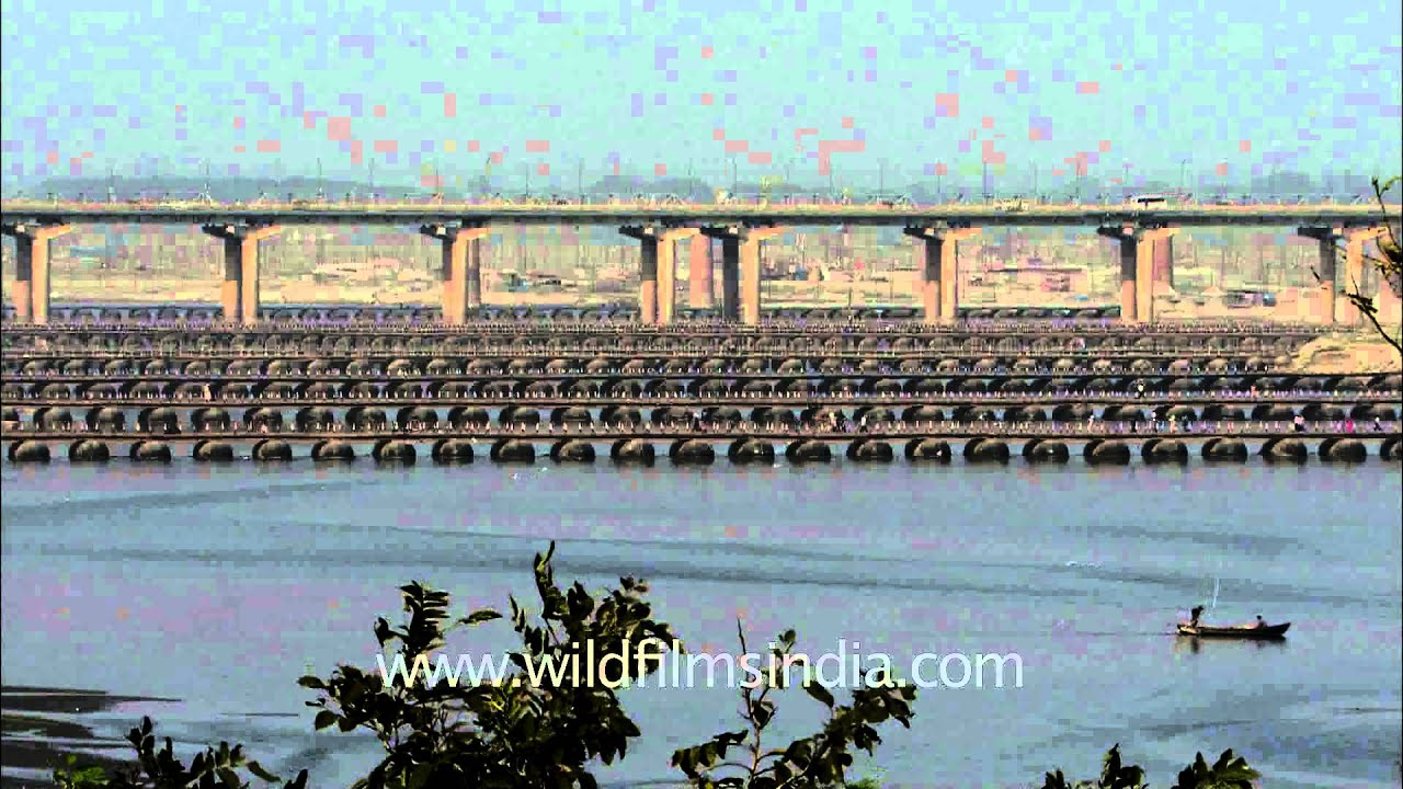 where does ganges and yamuna meet