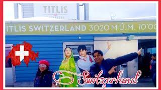 Amazing Mount Titlis  Switzerland
