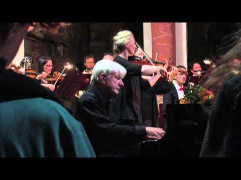 Mozart 21. Klavierkonzert in C-Dur KV 467,  2. Satz Andante, Peter Rösel