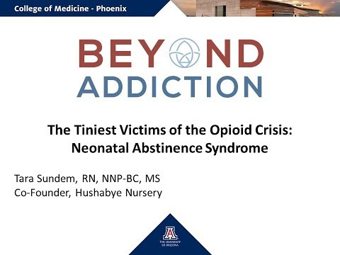 Ep. 5: The Tiniest Victims of the Opioid Crisis Neonatal Abstinence Syndrome