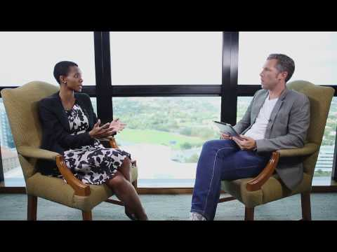Nkareng Mpobane on WEF and South Africa