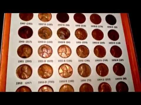 My us cents collection