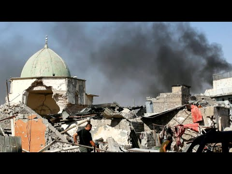 Mosul on brink of liberation
