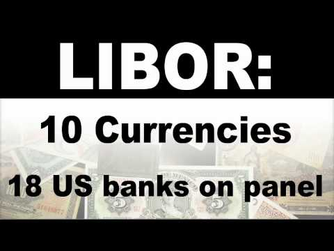 Libor Scandal  - The Crime of The Century?