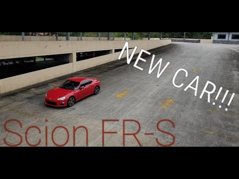 Scion FRS first walkaround project car