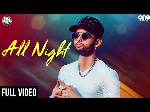 Mannie - All Night (Official Video) | Latest Punjabi Songs 2018