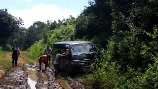 Udawalawa by van