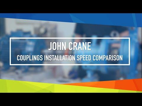John Crane A Series Coupling Installation Speed Comparison Video