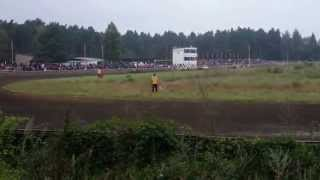 Hindenberg Dirt Track 2014 Superfinale