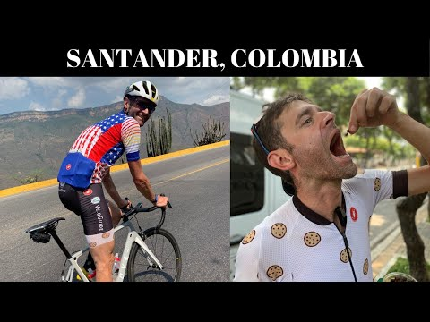 Eating Ants, Venezuela Crisis, And Cycling In Santander - Worst Retirement Ever - Colombia - Part 3