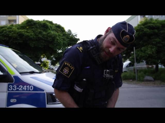 Hildebrandt&Madon Avsnitt 1. Polisens kamp i förorten.