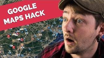 Google Maps Hack für Angler