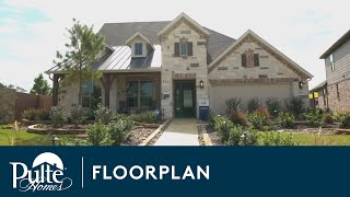 New Home Designs | Two Story Home | Kennedale | Home Builder | Pulte Homes
