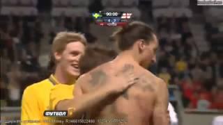 Zlatan ibrahimovic Dnyann En gzel Goln Att2012