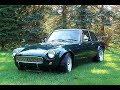 1974 MGB GT Restoration Project