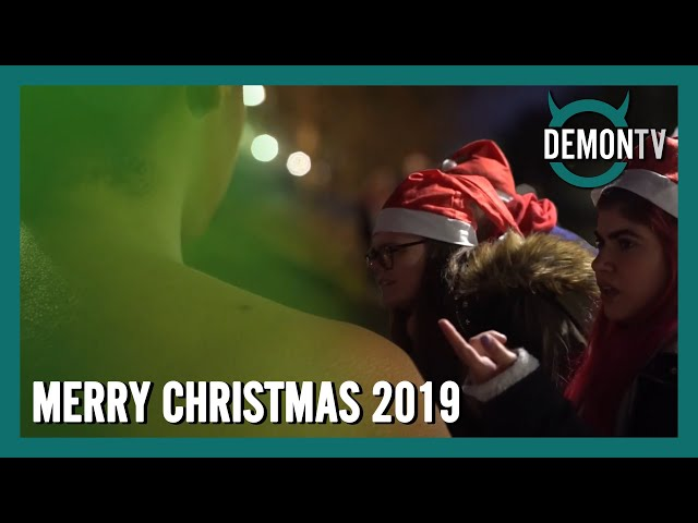 Merry Christmas from Demon TV (2019)