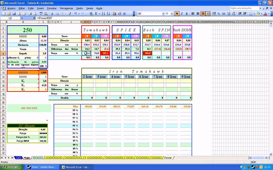 calculadora hwi pangya